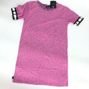NWT Insight Zebra Tee Dress